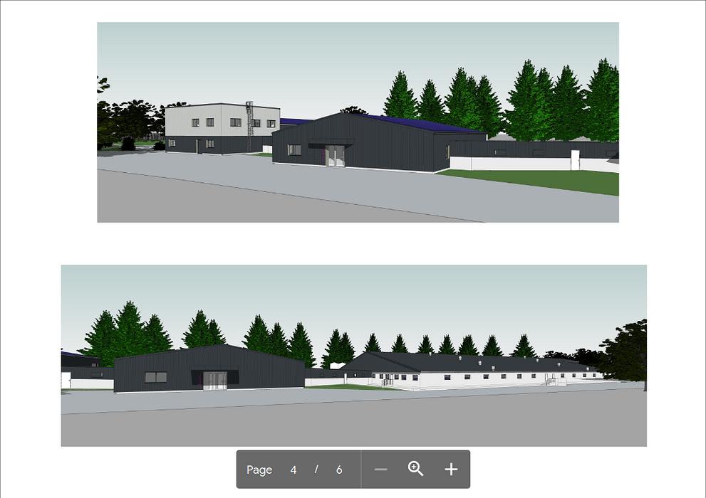 Construction d''un pôle d''insémination verraterie et démolition de bâtiments existants screenshot2020-12-11agricole-googledrive3