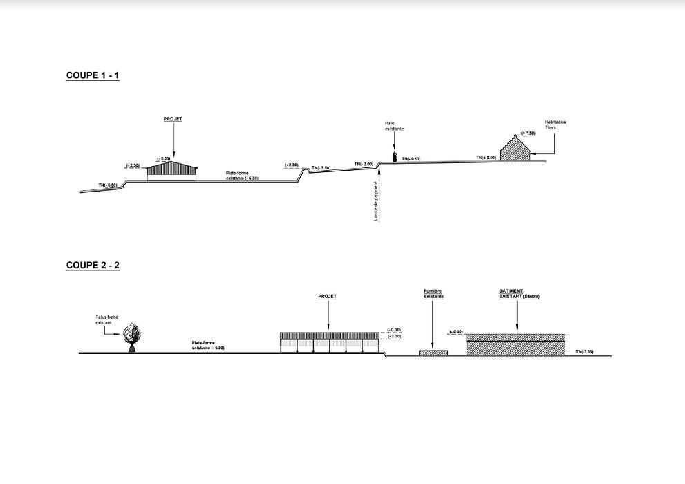 Construction hangar agricole stockage matériel- Secteur Spezet screenshot2020-12-11agricole-googledrive7