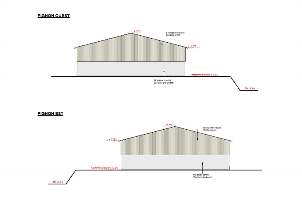 Construction hangar agricole stockage matériel- Secteur Spezet screenshot2020-12-11agricole-googledrive9
