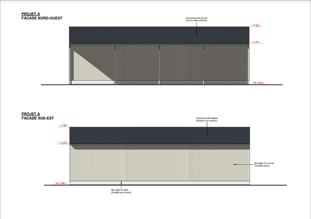 Construction hangar stockage fourrage - Secteur Priziac screenshot2020-12-11agricole-googledrive7