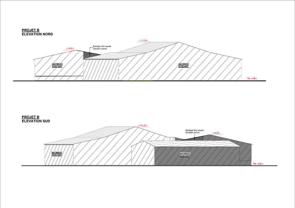 Construction hangar stockage fourrage - Secteur Priziac screenshot2020-12-11agricole-googledrive9