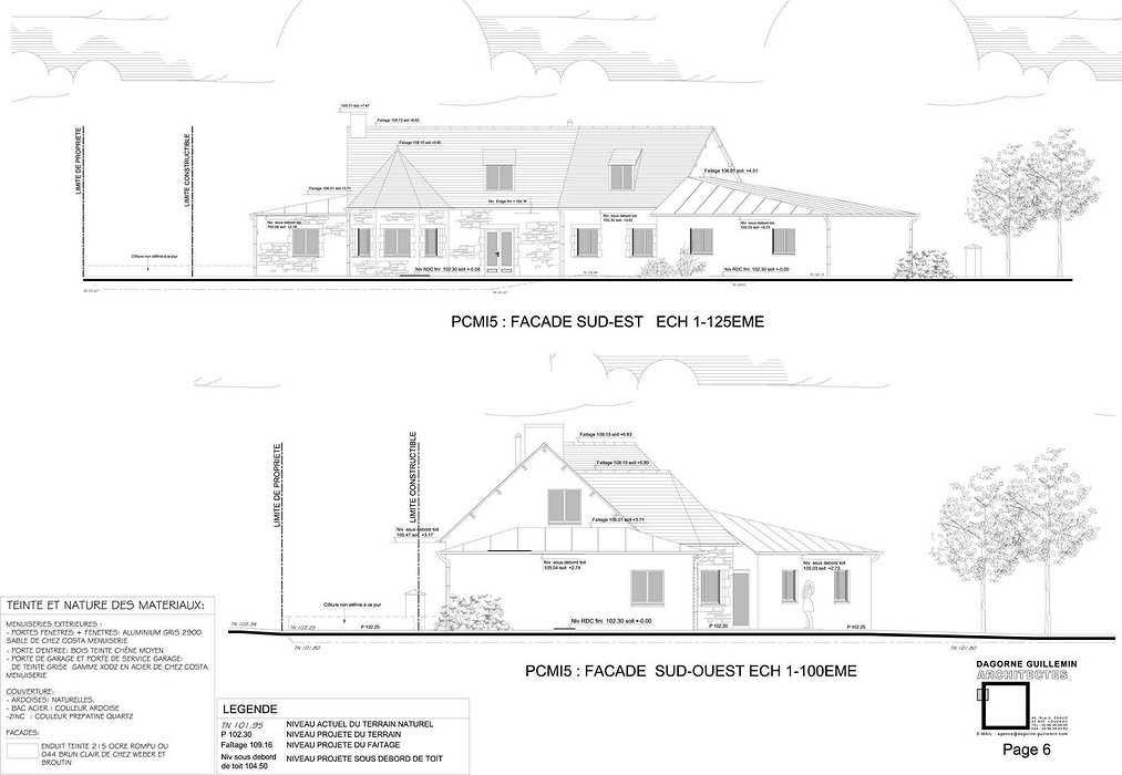 Construire un projet de maison adapté à votre terrain dag3