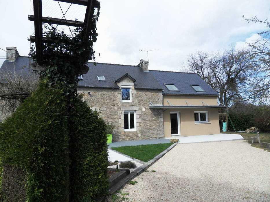 Projet d''extension d''une maison d''habitation g14