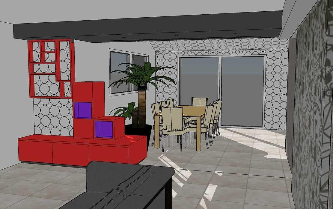 Réaménagement intérieur d''une maison réalisée dans les années 2000 0